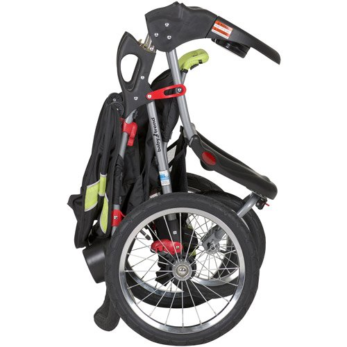 Baby Trend Expedition Travel System with Stroller and Car Seat, Electric Lime by Baby Trend (Image #4)