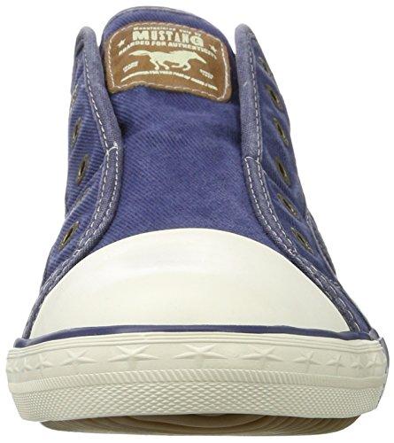 841 Blu uomo Sneakers da Jeansblau Mustang YO6qxUIwZ
