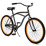 Best Beach Cruiser Bikes - Critical Cycles by Westridge Chatham Men's Single Speed Review