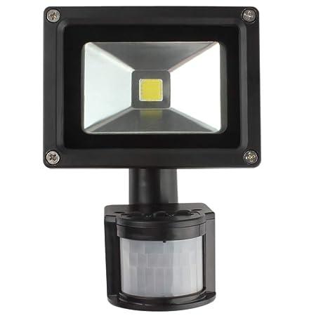Xien Foco LED Proyector Luz De Inundación Luz De Seguridad para ...