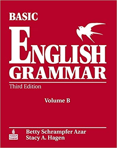 Basic English Grammar Workbook B Third Edition: Betty Schrampfer ...