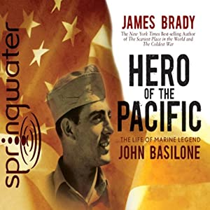 Hero of the Pacific Audiobook