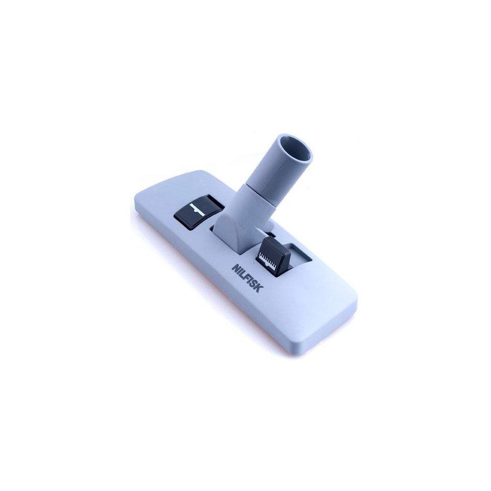 Nilfisk Vacuum Cleaner Floor Nozzle, 32 mm, Grey/Blue