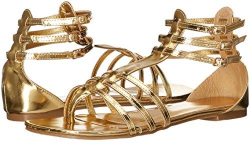 Dorado rome Ellie 015 Shoes Mujer para Bailarinas pn0anW1