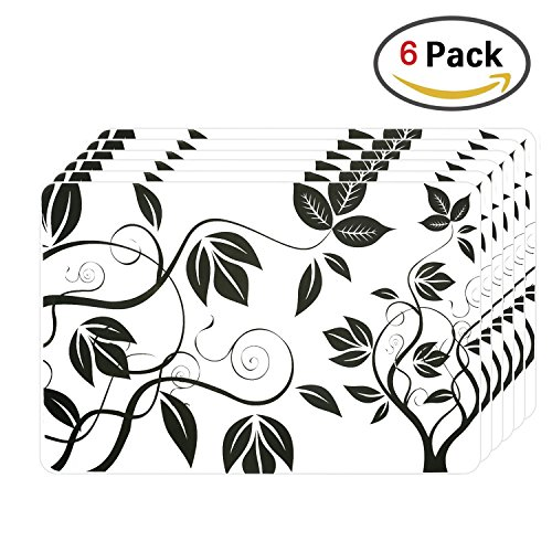 Placemats Set Table Modern Coasters product image