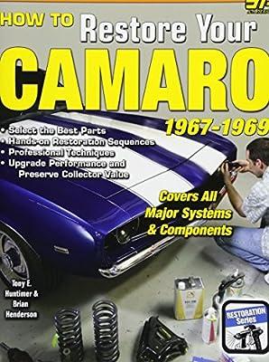 How to Restore Your Camaro 1967-1969: Tony Huntimer, Brian