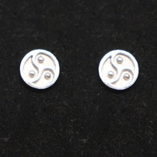 Handmade 925 Silver Sterling Slave Stud (Slave Earring)