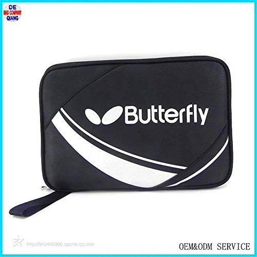 no!no! Soft nylon table tennis racket cover bag by no!no!