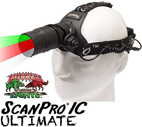 Wicked Lights Ultimate Headlamp Intensity product image