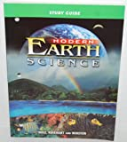 Modern Earth Science, Holt, Rinehart and Winston Staff, 0030643147