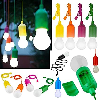 bombilla de LED Handy Lux Color lámpara Sin Cables Luz con cordón