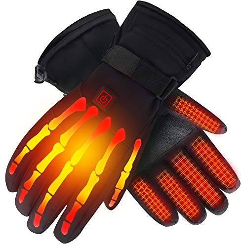 Heated Gloves with Rechargeable