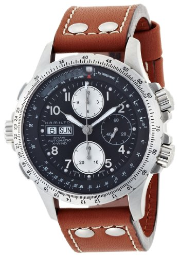 Hamilton Khaki X-Wind Automatic Mens Watch - H77616533