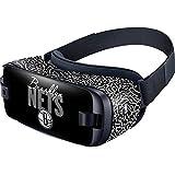 NBA Brooklyn Nets Gear VR (2016) Skin - Brooklyn Nets Elephant Print Vinyl Decal Skin For Your Gear VR (2016)