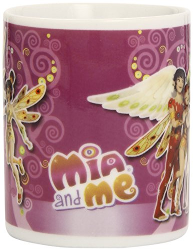 Mia and Me–Regular Mug, Fiesta, Rosa (United Labels 811478)
