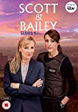 Scott & Bailey - Series 4 [DVD]