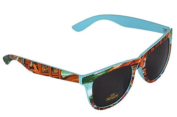 Santa Cruz - Gafas de sol - para hombre Negro negro: Amazon ...