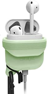 Catalyst CATAPDGITD Airpods Case Cover Skin for Apple Airpod–Fluorescent Yellow