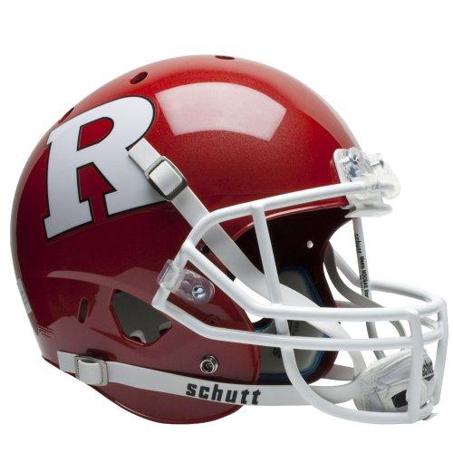 NCAA Rutgers Scarlet Knights Replica XP Helmet by Schutt