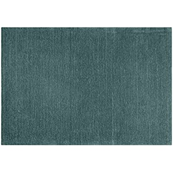 Amazon Com Kingsford Contemporary Solid Color Wool Area