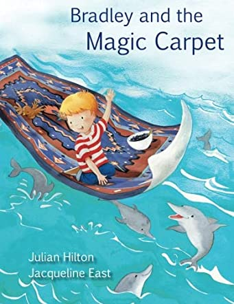 Bradley and the Magic Carpet