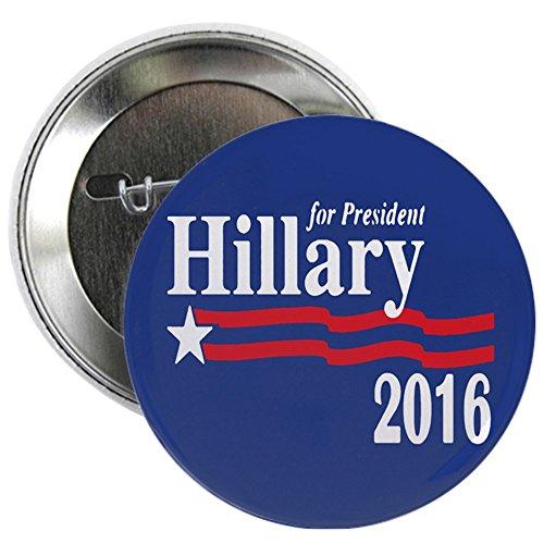 CafePress Hillary Clinton President Button