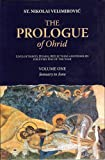 img - for The Prologue of Ohrid: Lives of Saints, Hymns, Reflections and Homilies for Every Day of the Year, Vol. 1 book / textbook / text book