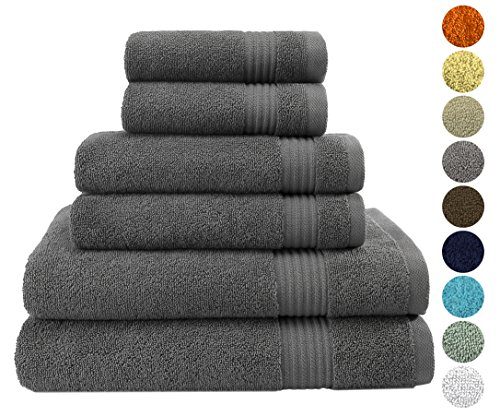 2018 New Collection Hotel, Spa Soft Kitchen Bathroom Quality 2 Bath Towels 30x54