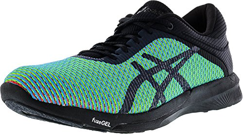 ASICS Women's Fuzex Rush cm Running-Shoes, Flash Coral/Flash Coral, 8