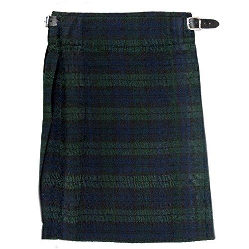 Tartanista Boys Value Black Watch Highland Scottish Kilt 24
