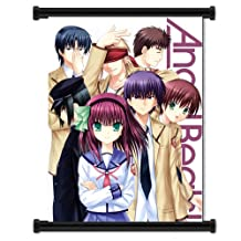 Angel Beats Anime Fabric Wall Scroll Poster (16x22) Inches