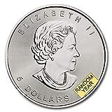 1988 CA - Present (Random Year) Canada 1oz Silver