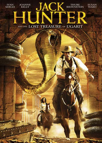 Jack Hunter And The Lost Treasure Of Ugarit: : DVD
