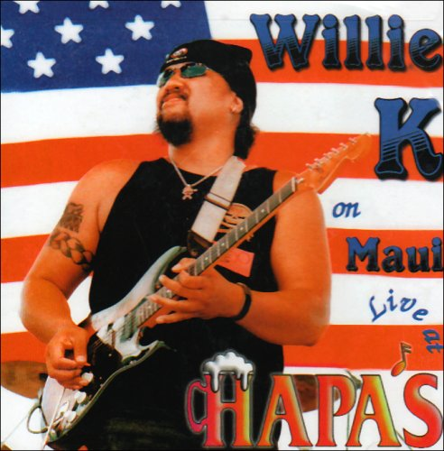 Willie K Live at Hapas by Punahele Productions