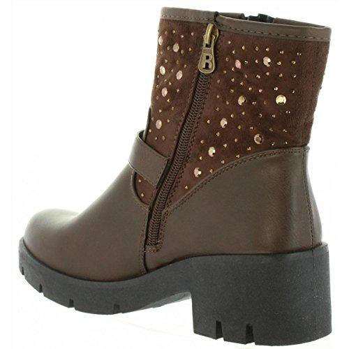 Stiefel für Damen REFRESH 63835 C MARRON