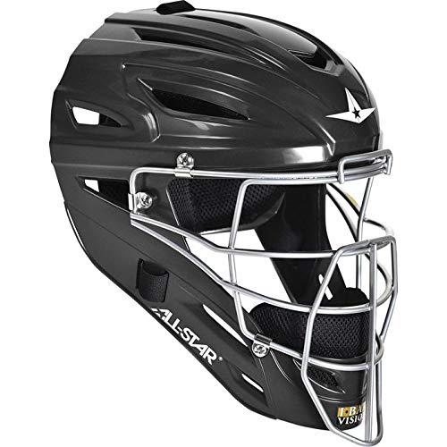 Catchers Gear Locker - All Star System 7 Catchers Helmets Fits 7-7 1/2 Black