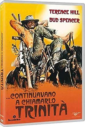 Continuavano a chiamarlo Trinità [Uncut] (1971) DVD 9 Copia 1:1 ITA DDNEVOLUTION