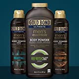 Gold Bond Men's Ultimate Essential Body Powder