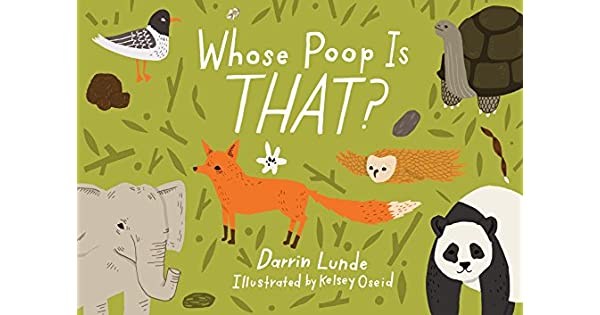 Amazon.com: Whose Poop Is That? (9781570917981): Darrin ...