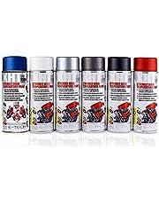MP Essentials Coat, Protect & Enhance XHT Xtremely Hoge Temperatuur Verf (tot 650c) voor Motorblokken, Uitlaten & Spruitstuk