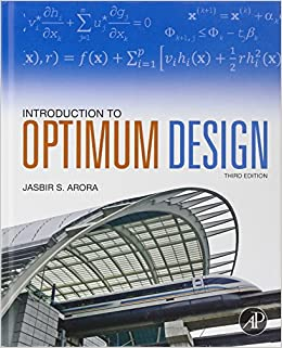 ^VERIFIED^ Introduction To Optimum Design, Third Edition. conexion every Asian cuenta covers