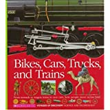 Bikes, Cars, Trucks, and Trains (Voyages of Discovery) by Jeunesse Gallimard (1997-03-01)