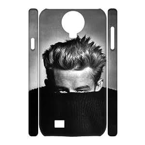 LSQDIY(R) james dean SamSung Galaxy S4 I9500 Hard Back 3D Case, Personalized SamSung Galaxy S4 I9500 3D Case james dean