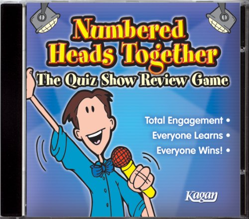 Numbered Heads Together -  Kagan Cooperative Learning(Software)