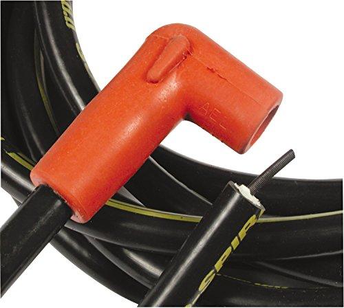 (ACCEL 7030 Performance 8.8mm 300+ Ferro-Spiral Race Universal Spark Plug Wire Set)