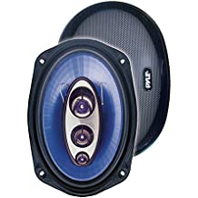 "Pyle 6"" X 9"" Blue Label 4-Way Speakers"