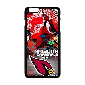 Airzonr Cradinals Cell Phone Case for Iphone 6 Plus