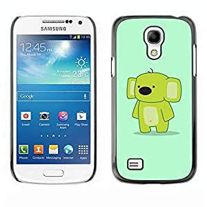 Impact Case Cover with Art Pattern Designs FOR Samsung Galaxy S4 Mini i9190 Funny Cute Friendly Koala Betty shop
