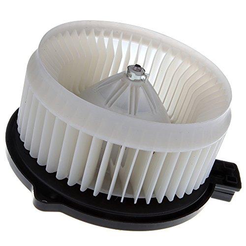 cciyu HVAC Heater Blower Motor with Wheel Fan Cage 615-58552 Air Conditioning AC Blower Motor fit for 2001-2005 Lexus GS430 /1999-2003 Lexus RX300 /2002-2010 Lexus SC430 /2001-2007 Toyota Highlander