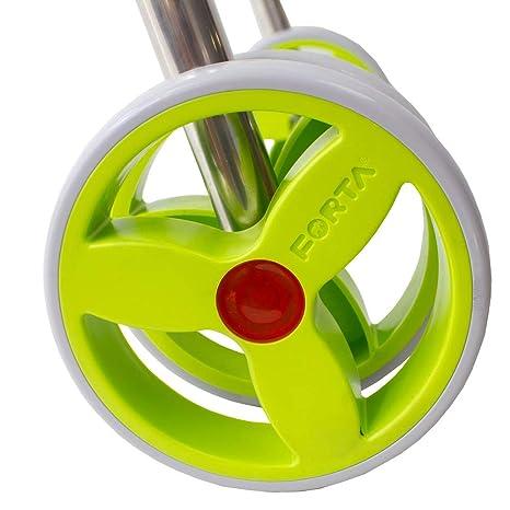 Forta qa-00151/03 - andador plegable ara c con ruedas y ...